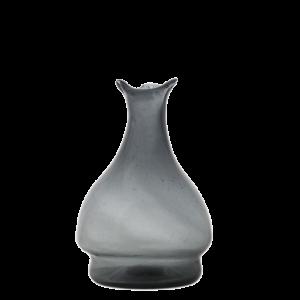black no, black pl, black gi, black ve, black sl, on gl vase with black