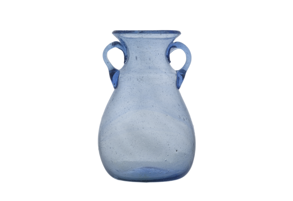 Ge Gl 003 This Special Translucent Blue Vase